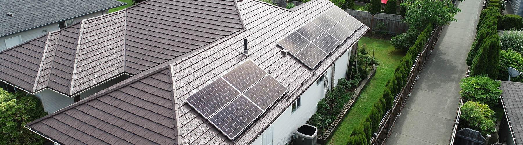 Solarpowerinstallation